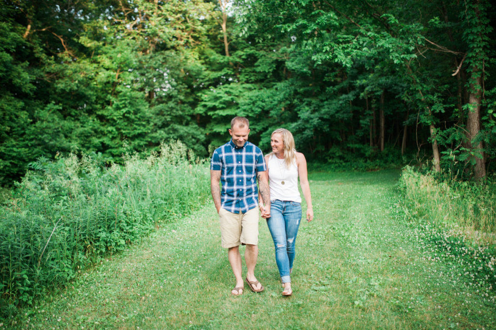 ©StephanieMariePhotography_Solon Engagement Summer 2016 Tattoos and Blonde hair-12