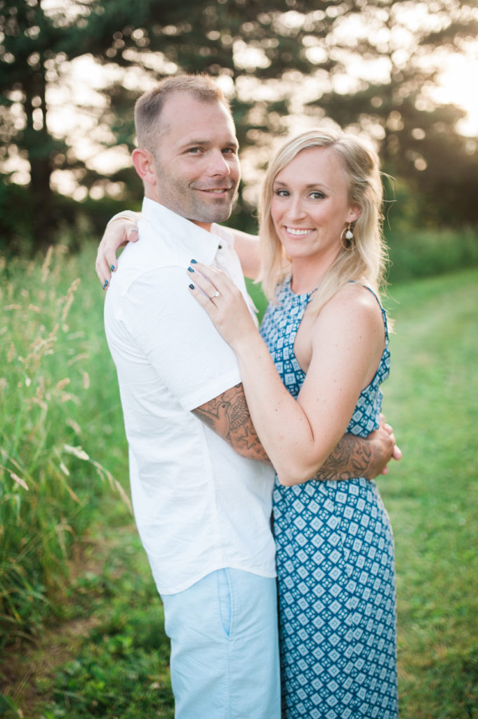 ©StephanieMariePhotography_Solon Engagement Summer 2016 Tattoos and Blonde hair-14