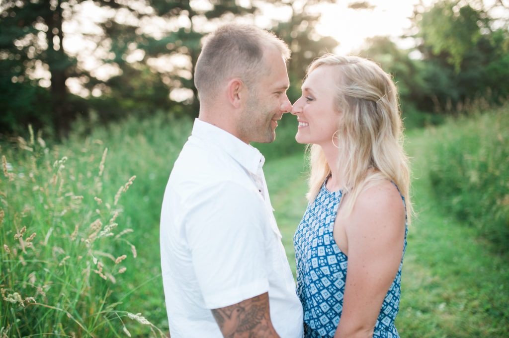 ©StephanieMariePhotography_Solon Engagement Summer 2016 Tattoos and Blonde hair-17