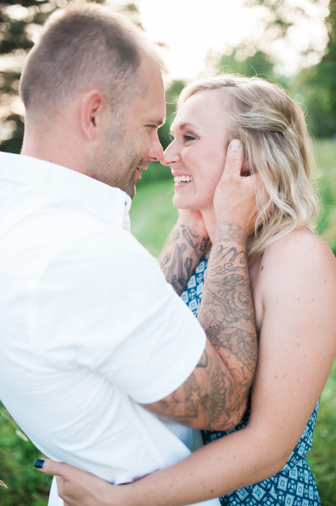 ©StephanieMariePhotography_Solon Engagement Summer 2016 Tattoos and Blonde hair-21