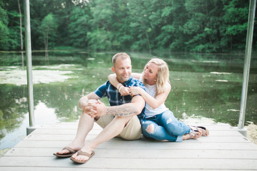 ©StephanieMariePhotography_Solon Engagement Summer 2016 Tattoos and Blonde hair-3