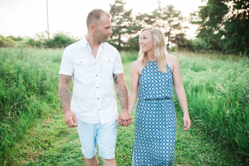 ©StephanieMariePhotography_Solon Engagement Summer 2016 Tattoos and Blonde hair-33