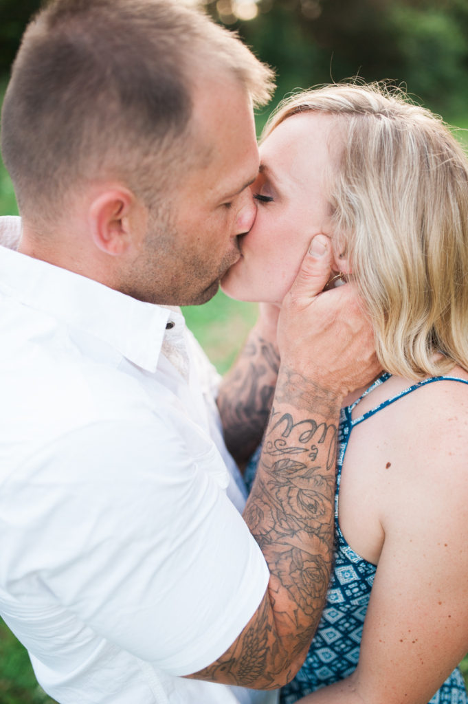 ©StephanieMariePhotography_Solon Engagement Summer 2016 Tattoos and Blonde hair-36