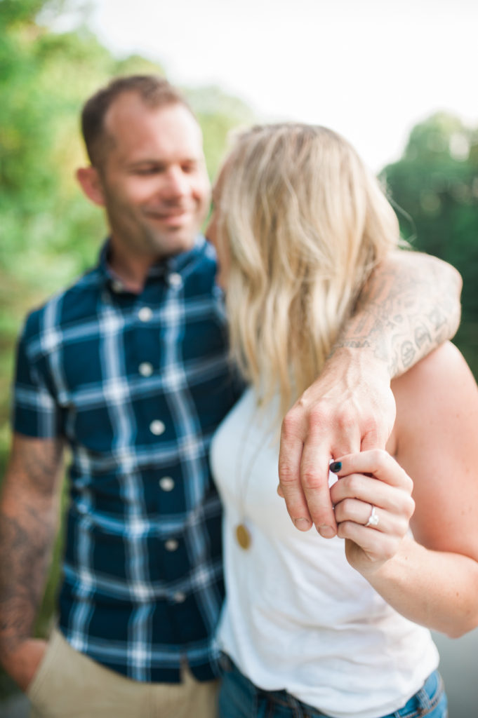©StephanieMariePhotography_Solon Engagement Summer 2016 Tattoos and Blonde hair-4