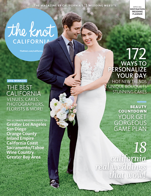 The Knot California Stephanie Marie Photography California Engagement Pillow Fight.