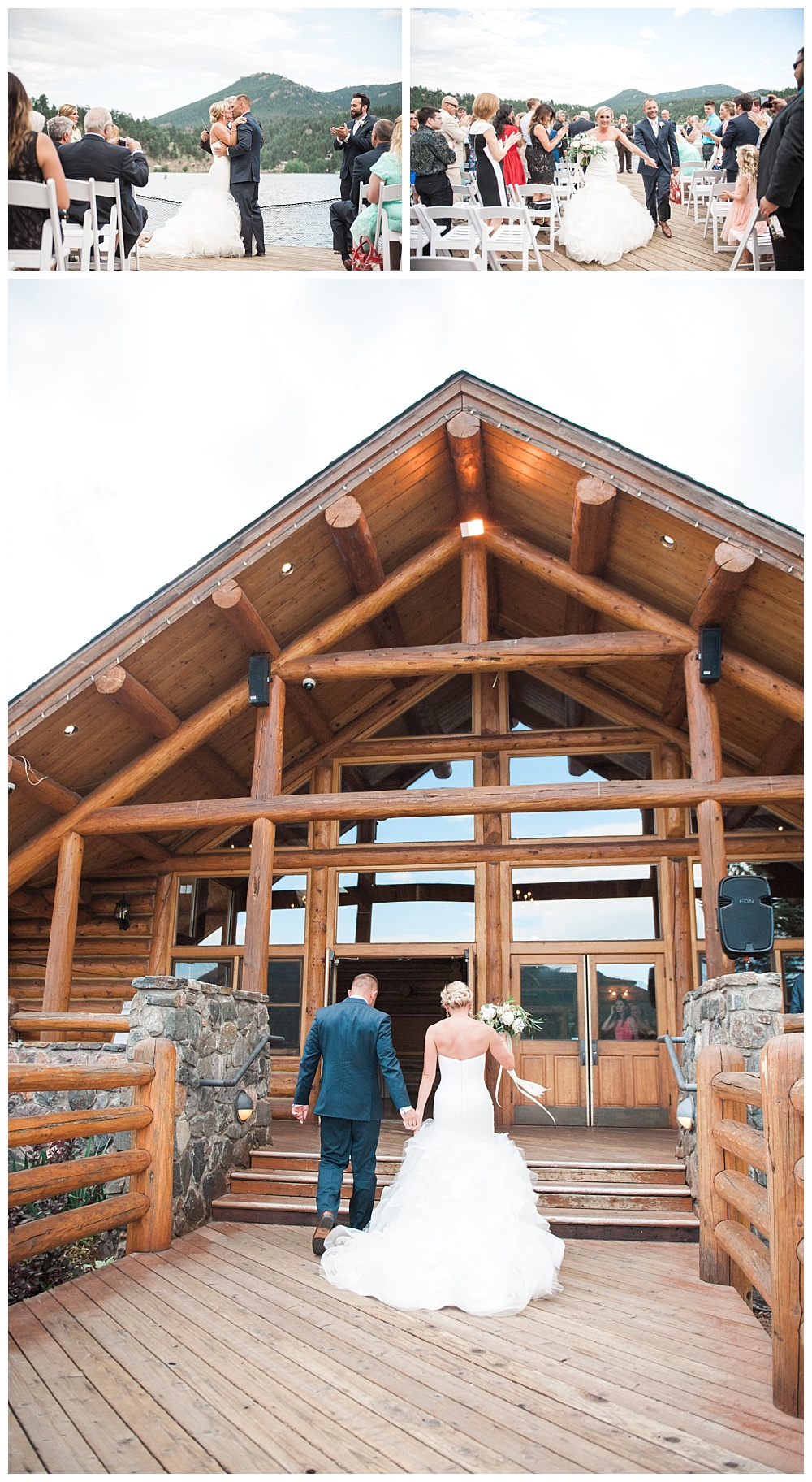 Stephanie Marie Photography Evergreen Lakehouse Colorado Iowa City Destination Wedding Photographer Katie Brandon 22