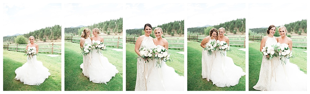 Stephanie Marie Photography Evergreen Lakehouse Colorado Iowa City Destination Wedding Photographer Katie Brandon 27