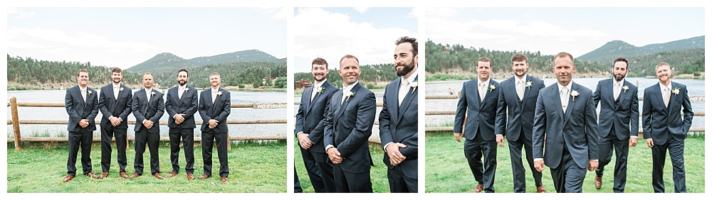 Stephanie Marie Photography Evergreen Lakehouse Colorado Iowa City Destination Wedding Photographer Katie Brandon 30