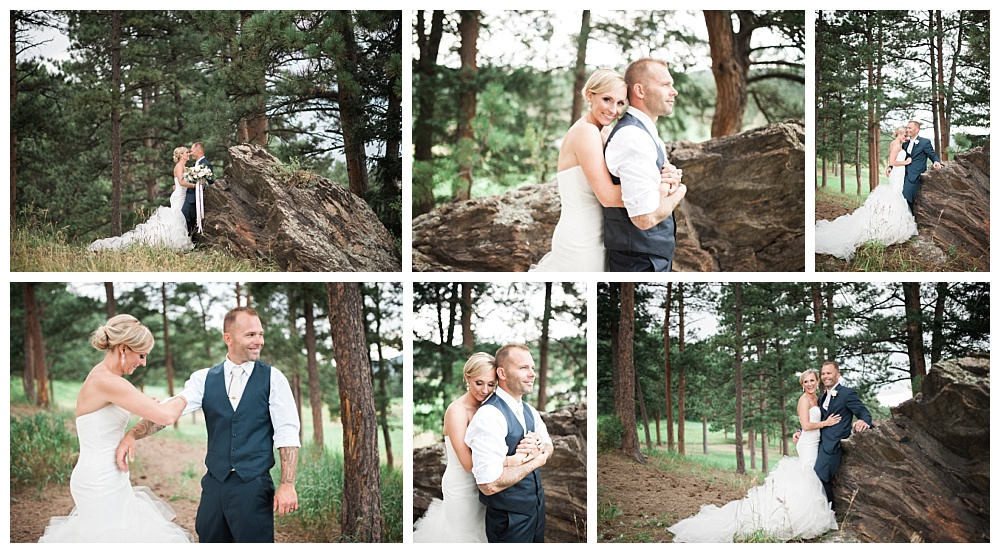 Stephanie Marie Photography Evergreen Lakehouse Colorado Iowa City Destination Wedding Photographer Katie Brandon 38