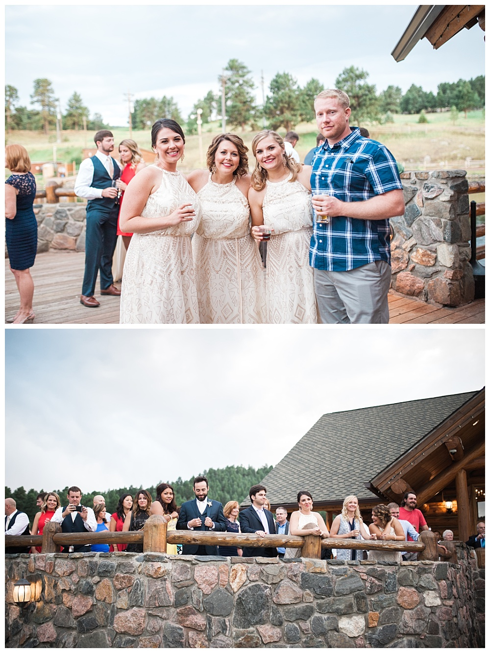 Stephanie Marie Photography Evergreen Lakehouse Colorado Iowa City Destination Wedding Photographer Katie Brandon 52