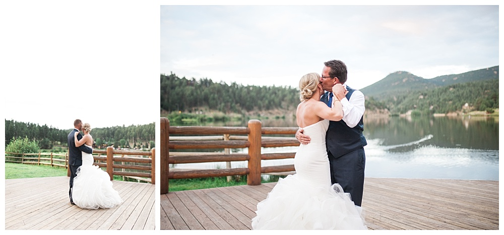 Stephanie Marie Photography Evergreen Lakehouse Colorado Iowa City Destination Wedding Photographer Katie Brandon 56