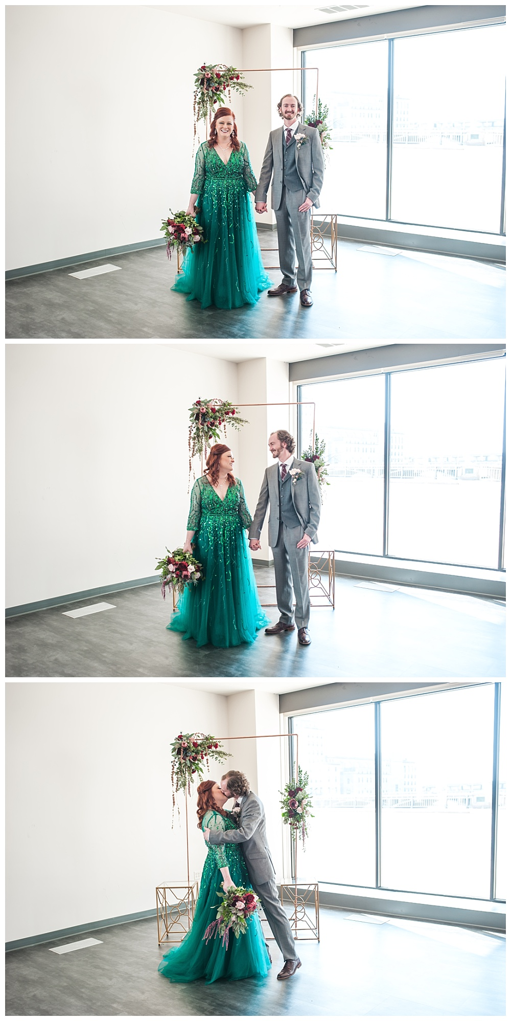 Stephanie Marie Photography Eastbank Venue and Lounge Cedar Rapids Iowa City Wedding Photographer Pete Leslie Akers 62
