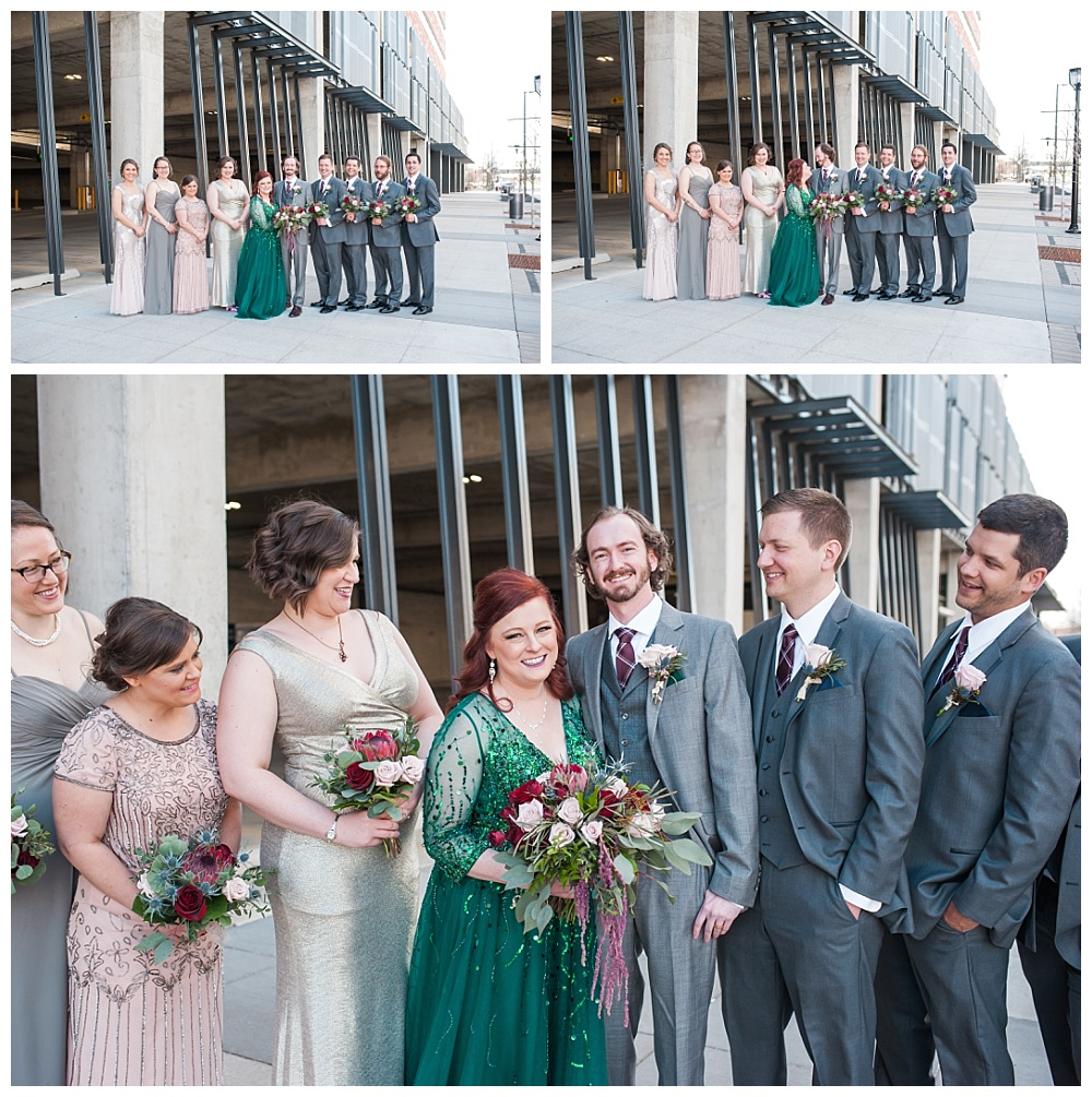 Stephanie Marie Photography Eastbank Venue and Lounge Cedar Rapids Iowa City Wedding Photographer Pete Leslie Akers 71