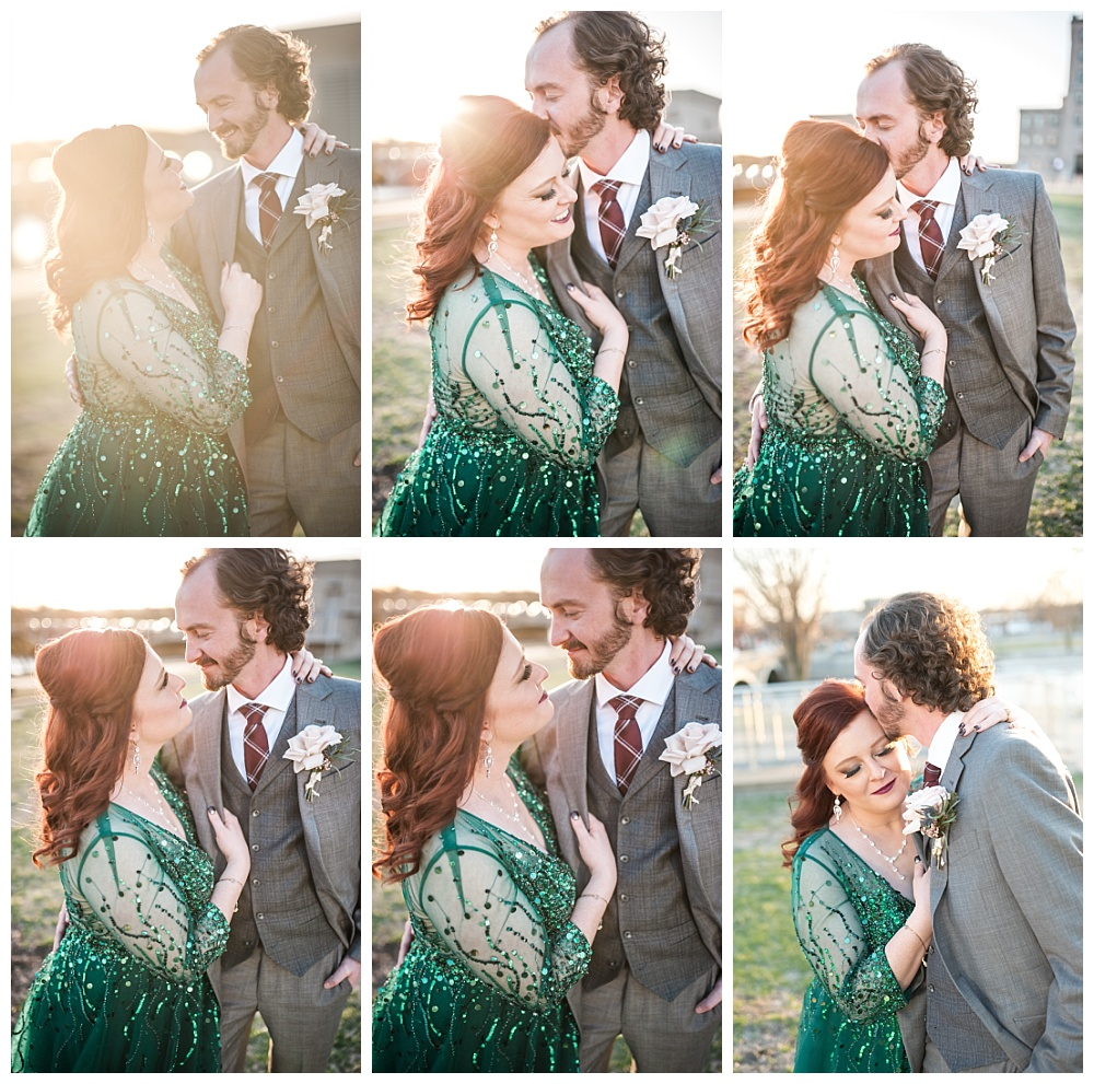 Stephanie Marie Photography Eastbank Venue and Lounge Cedar Rapids Iowa City Wedding Photographer Pete Leslie Akers 81