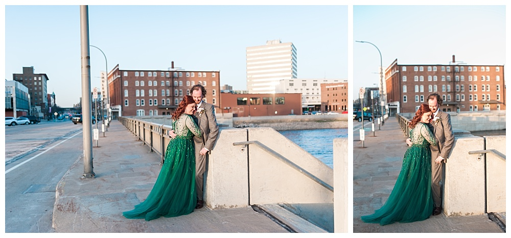 Stephanie Marie Photography Eastbank Venue and Lounge Cedar Rapids Iowa City Wedding Photographer Pete Leslie Akers 83