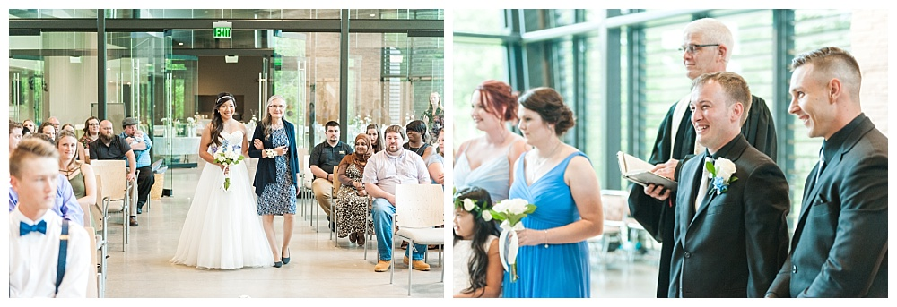 Stephanie Marie Photography Unitarian Universalist Church Coralville Iowa City Wedding Photographer Terrance Brenna 23