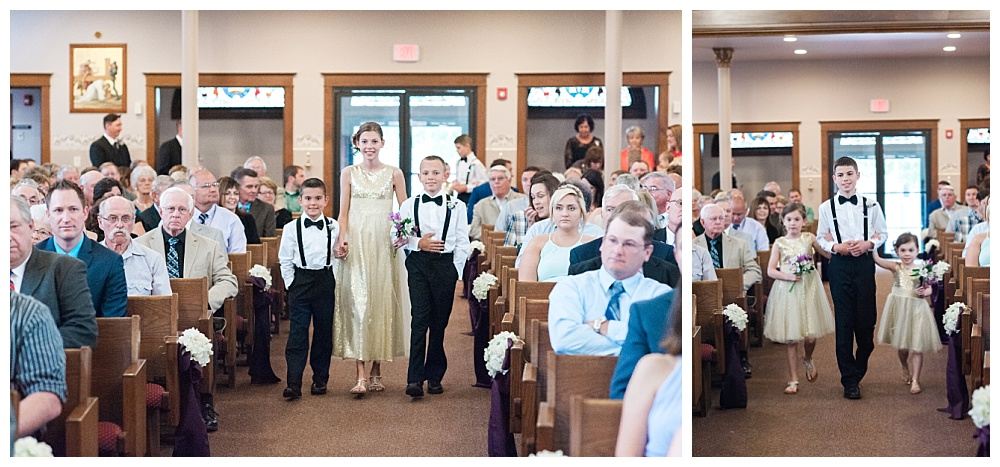 Stephanie Marie Photography Sacred Heart Church Grand River Center Monticello Dubuque Iowa City Wedding Photographer Tom Lindsay 9