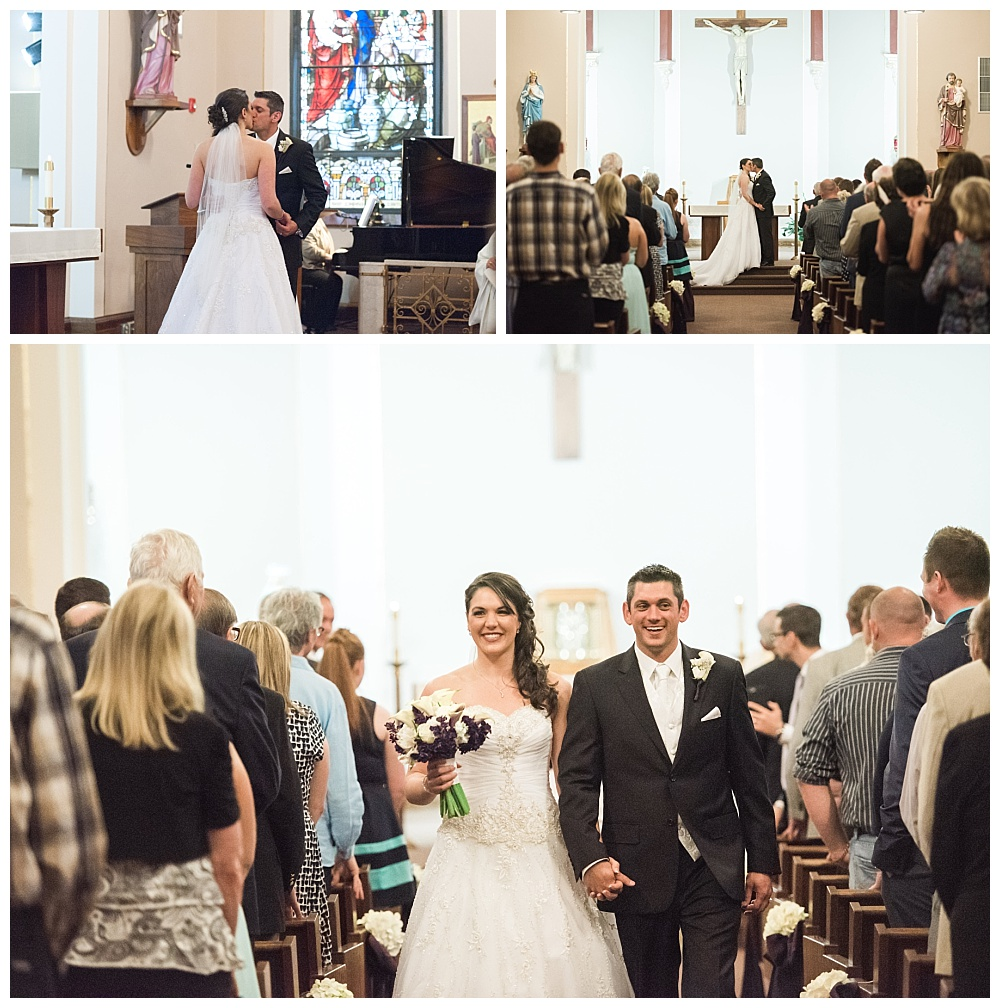 Stephanie Marie Photography Sacred Heart Church Grand River Center Monticello Dubuque Iowa City Wedding Photographer Tom Lindsay 12