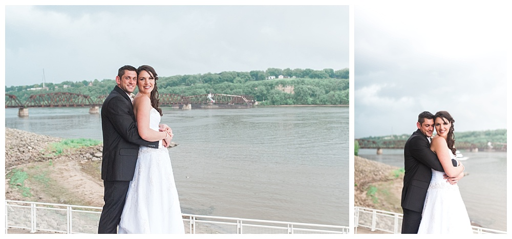 Stephanie Marie Photography Sacred Heart Church Grand River Center Monticello Dubuque Iowa City Wedding Photographer Tom Lindsay 18