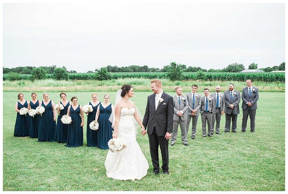 Stephanie Marie Photography Echo Hill Presbyterian Church Marriott Cedar Rapids Iowa City Wedding Photographer Tom Meghan 16