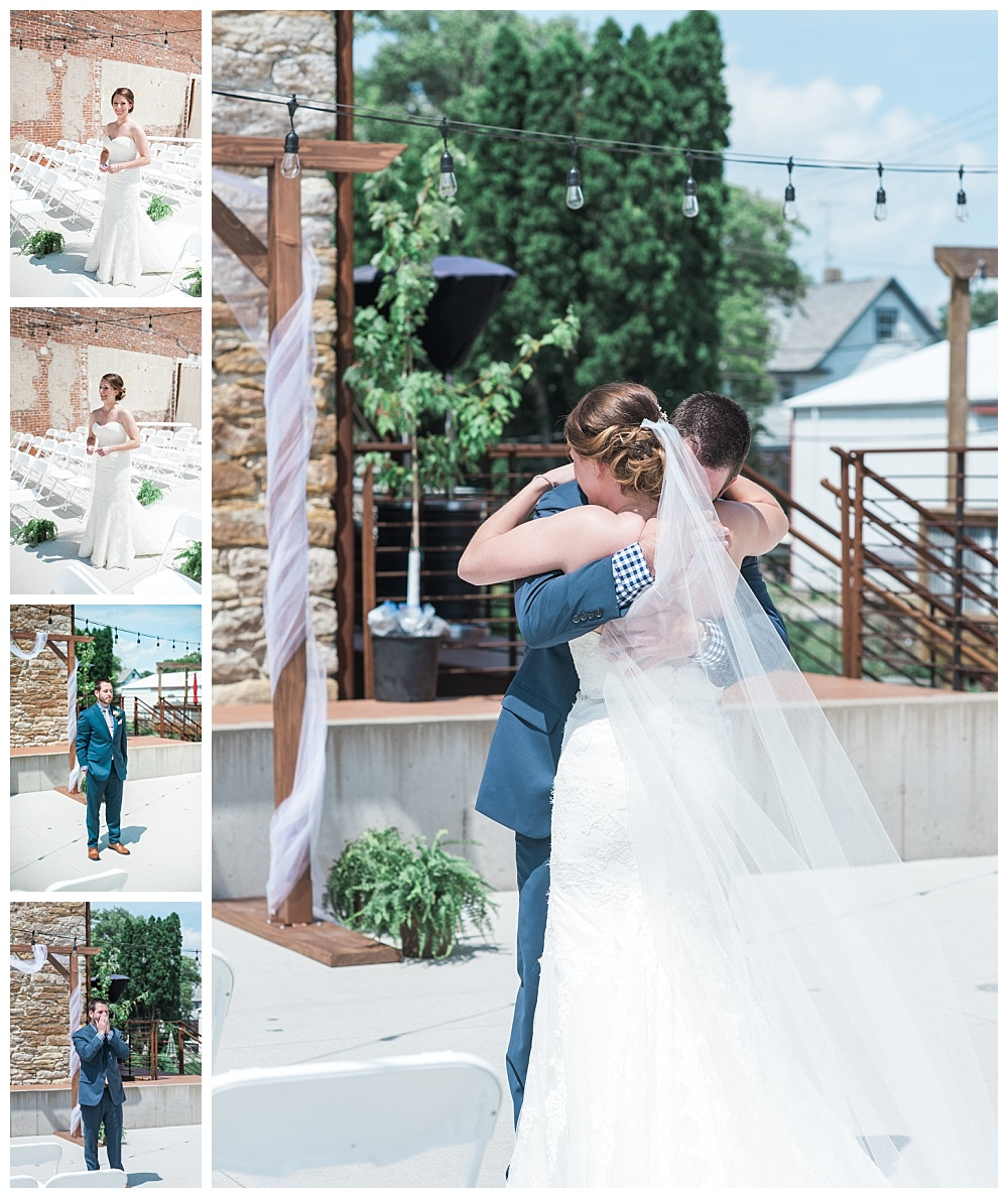 Stephanie Marie Photography Palmer House Stable Events Solon Iowa City Wedding Photographer Aaron Jenn 6