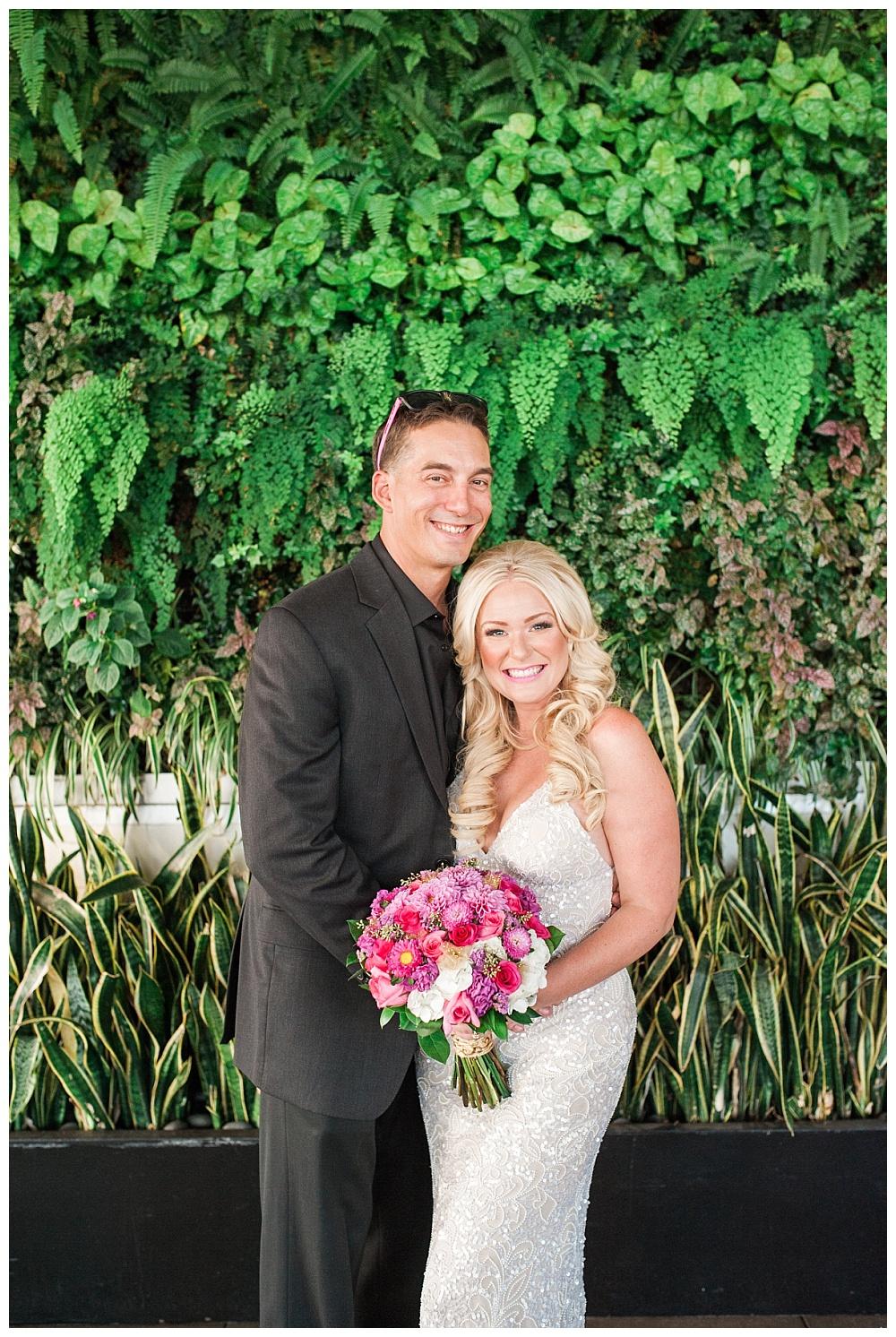 Stephanie Marie Photography Andaz Hotel San Diego California Iowa City Wedding Photographer Matt Andrea 1