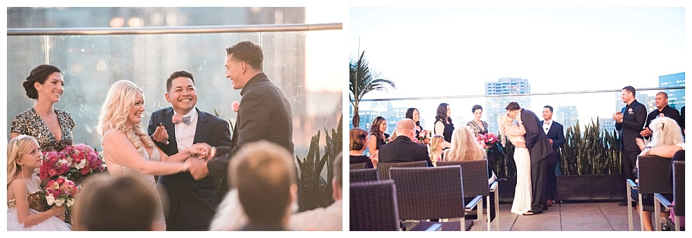 Stephanie Marie Photography Andaz Hotel San Diego California Iowa City Wedding Photographer Matt Andrea 11