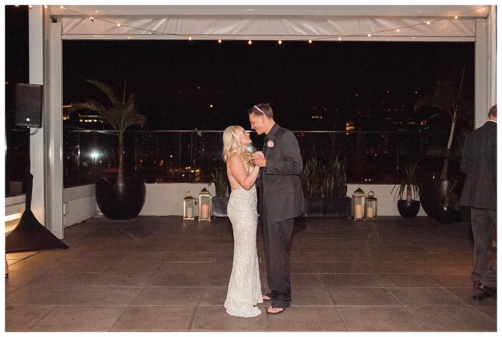 Stephanie Marie Photography Andaz Hotel San Diego California Iowa City Wedding Photographer Matt Andrea 16