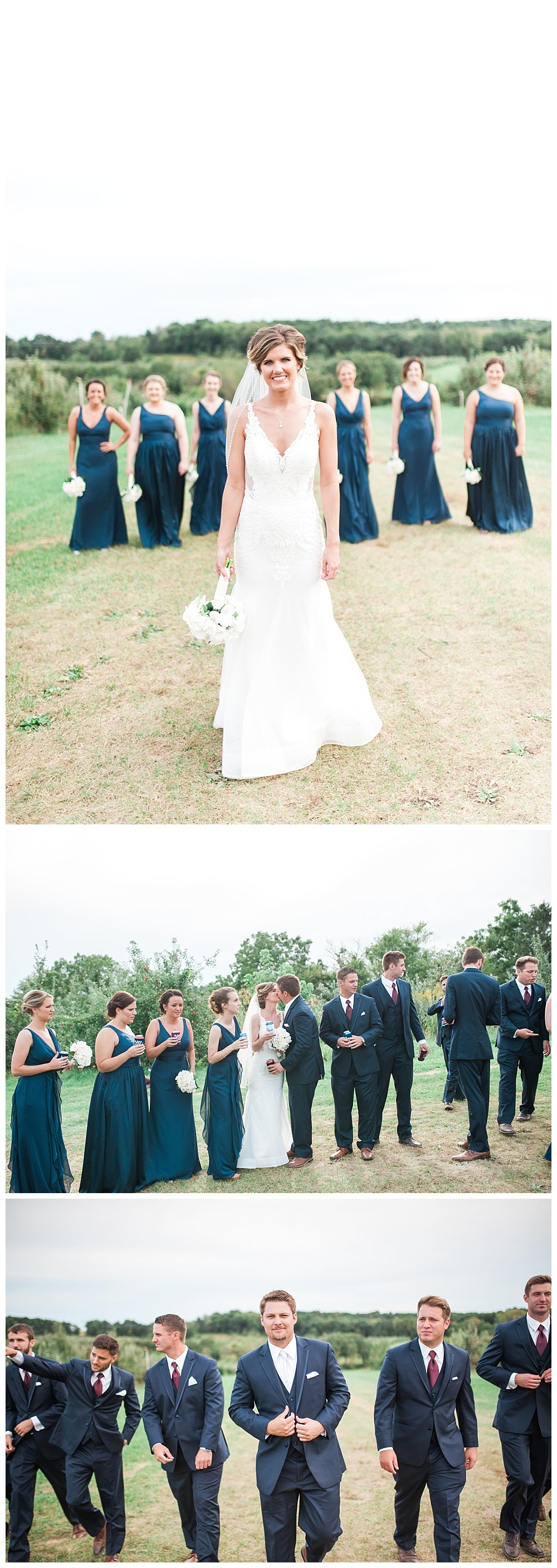Stephanie Marie Photography Celebration Farm Timber Dome Solon Iowa City Wedding Photographer Michal Sammy 18