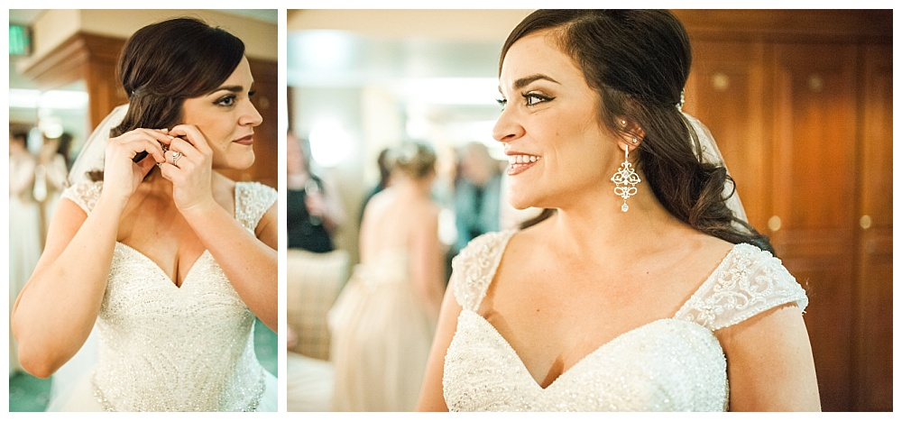 Stephanie Marie Photography Cedar Rapids Country Club New Years Eve Iowa City Wedding Photographer Josh Emily 6