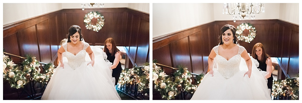 Stephanie Marie Photography Cedar Rapids Country Club New Years Eve Iowa City Wedding Photographer Josh Emily 8