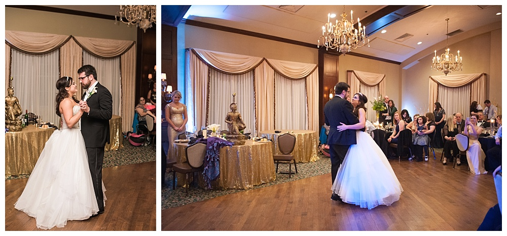 Stephanie Marie Photography Cedar Rapids Country Club New Years Eve Iowa City Wedding Photographer Josh Emily 19