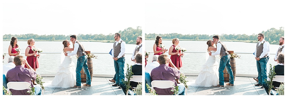 Stephanie Marie Photography Terry Trueblood Recreation Area Iowa City Wedding Photographer Shawn Emma 25