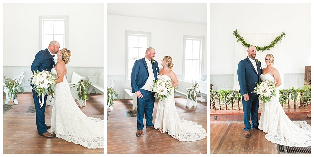 Stephanie Marie Photography Woodbury County Fair Church Moville Iowa City Wedding Photographer Katie Kurt 19