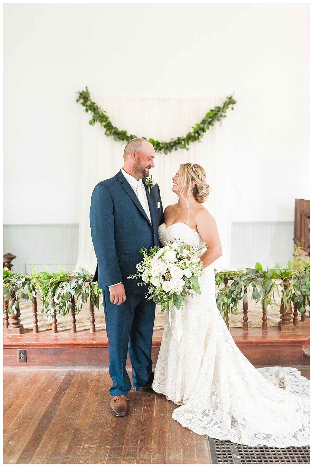 Stephanie Marie Photography Woodbury County Fair Church Moville Iowa City Wedding Photographer Katie Kurt 22