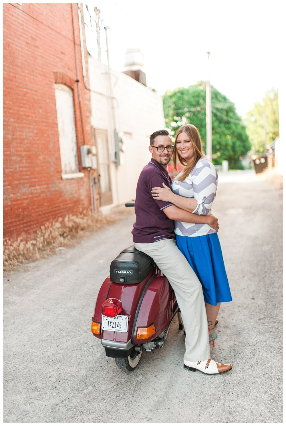 Stephanie Marie Photography Engagement Session Solon Iowa Wedding Photographer 17