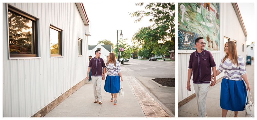 Stephanie Marie Photography Engagement Session Solon Iowa Wedding Photographer 19