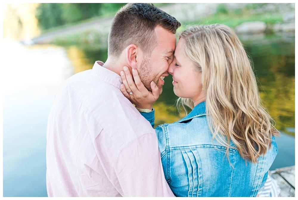 Stephanie Marie Photography Lake Tailgate Engagement Session Iowa City Wedding Photographer Emily Jake_0020.jpg