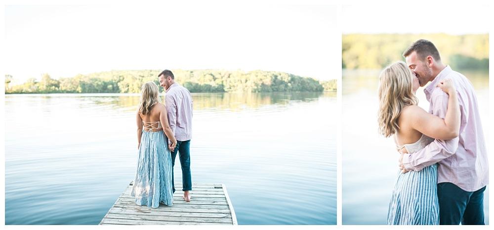 Stephanie Marie Photography Lake Tailgate Engagement Session Iowa City Wedding Photographer Emily Jake_0021.jpg