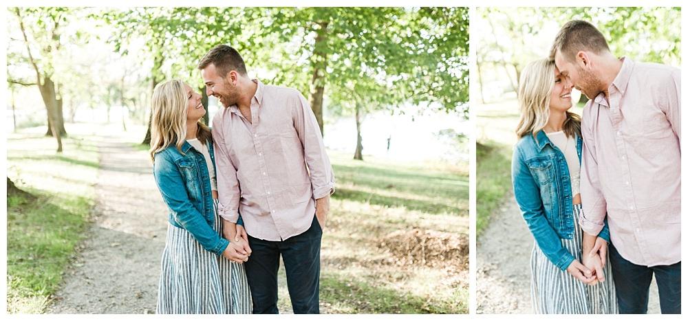Stephanie Marie Photography Lake Tailgate Engagement Session Iowa City Wedding Photographer Emily Jake_0023.jpg
