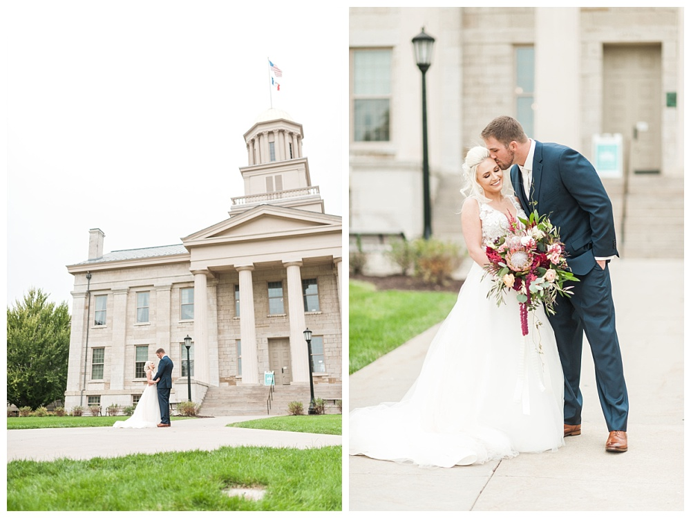 Stephanie Marie Photography Saint Marys Catholic Church Bella Sala Wedding Iowa City Tiffin Wedding Photographer Alex Bobby Telford_0019.jpg