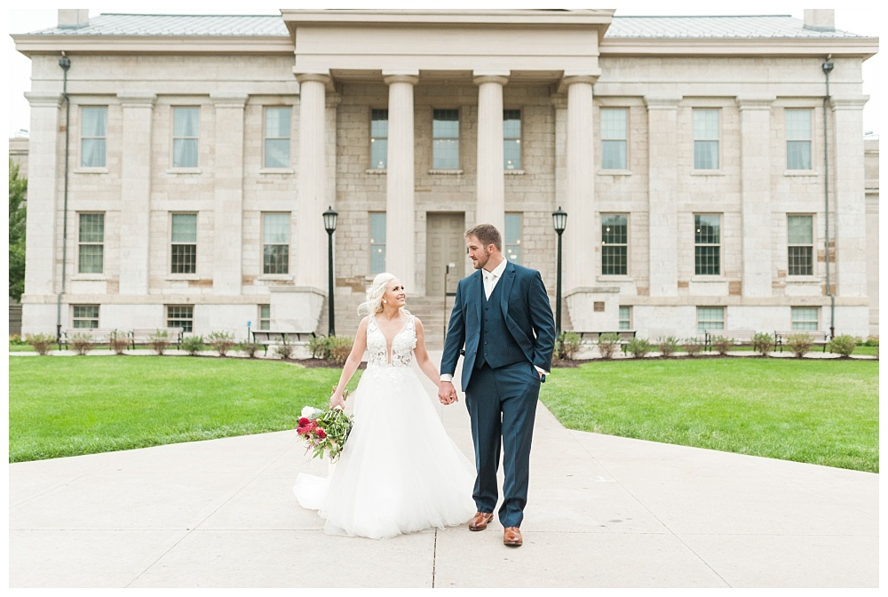 Stephanie Marie Photography Saint Marys Catholic Church Bella Sala Wedding Iowa City Tiffin Wedding Photographer Alex Bobby Telford_0024.jpg