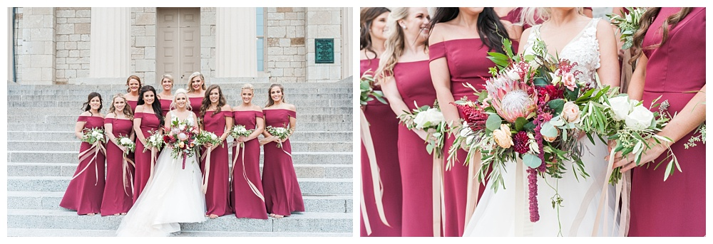 Stephanie Marie Photography Saint Marys Catholic Church Bella Sala Wedding Iowa City Tiffin Wedding Photographer Alex Bobby Telford_0029.jpg