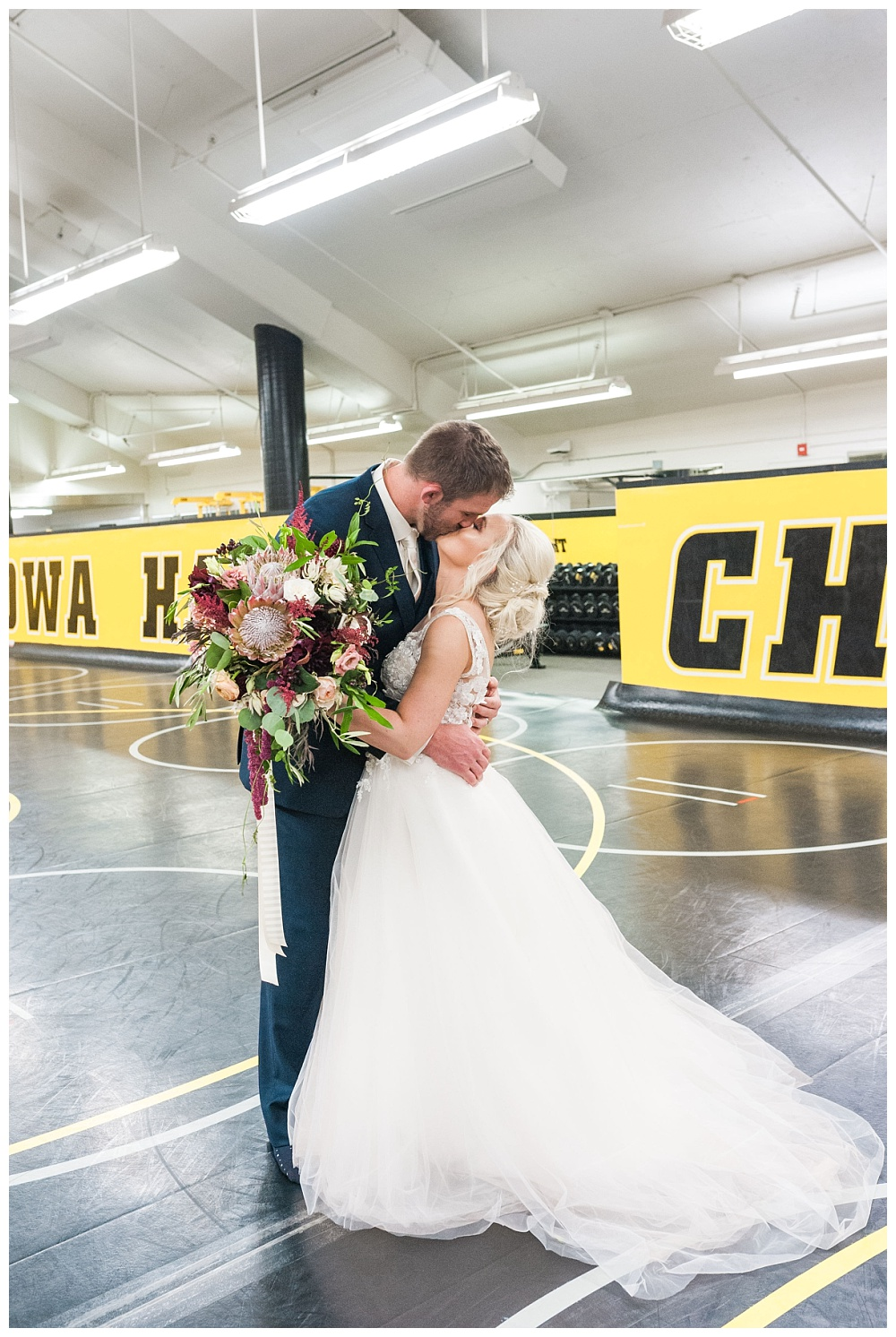 Stephanie Marie Photography Saint Marys Catholic Church Bella Sala Wedding Iowa City Tiffin Wedding Photographer Alex Bobby Telford_0045.jpg