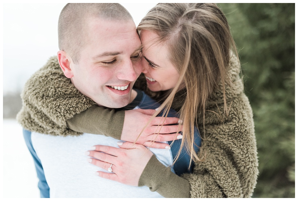 Stephanie Marie Photography Winter Engagement Session Iowa City Wedding Photographer Chelsey Justin_0001.jpg