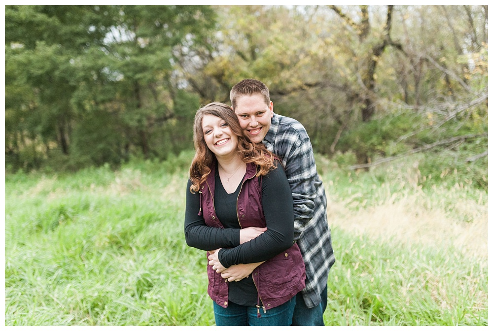 Stephanie Marie Photography Engagement Session Iowa City Wedding Photographer Kelsey Austin_0004.jpg