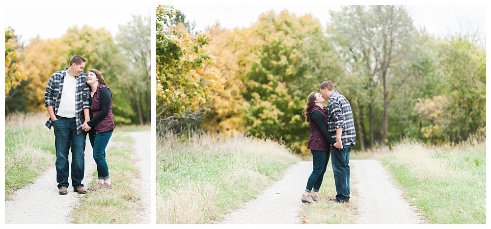 Stephanie Marie Photography Engagement Session Iowa City Wedding Photographer Kelsey Austin_0008.jpg