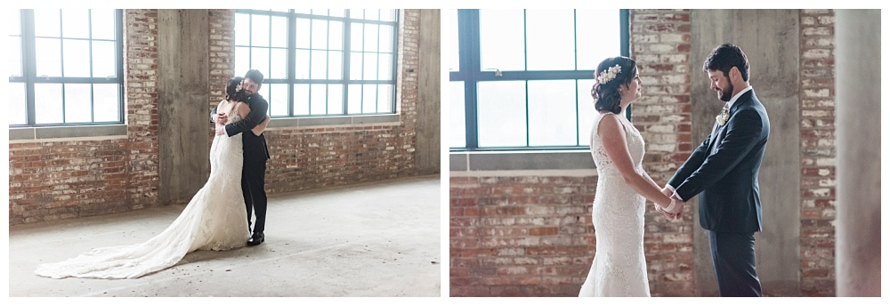 Stephanie Marie Photography Millwork District Ballroom Dubuque Iowa Wedding Photographer Tanesha Jake Thomsen_0012.jpg