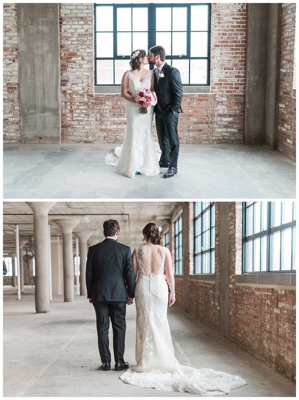 Stephanie Marie Photography Millwork District Ballroom Dubuque Iowa Wedding Photographer Tanesha Jake Thomsen_0025.jpg
