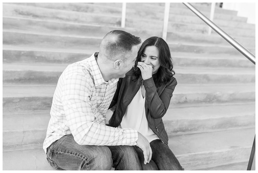 Stephanie Marie Photography IMU Building Engagement Session Iowa City Wedding Photographer Jen Nick_0022.jpg